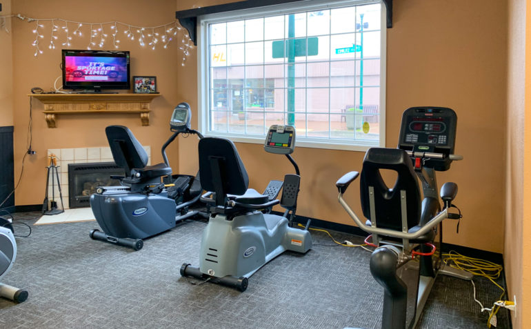 PT Northwest Physical Therapy Castle Rock WA Exercise Equipment