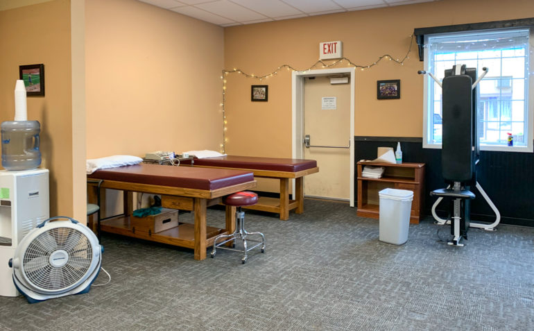 PT Northwest Physical Therapy Castle Rock WA Treatment Tables