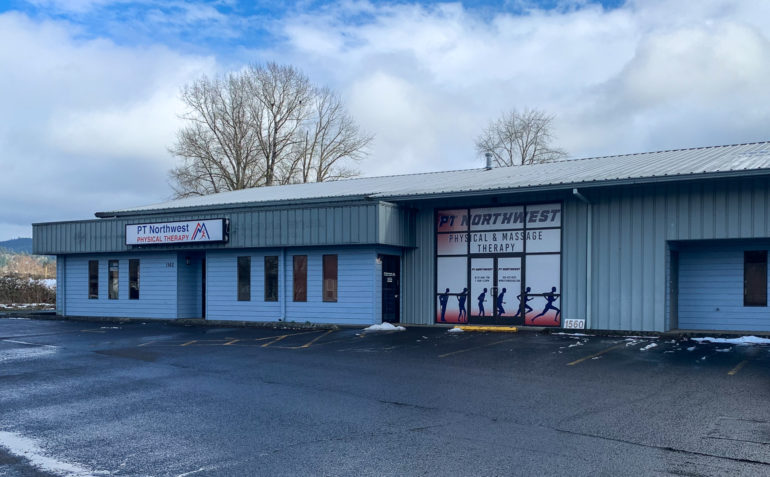 PT Northwest Physical Therapy Longview WA Clinic Exterior