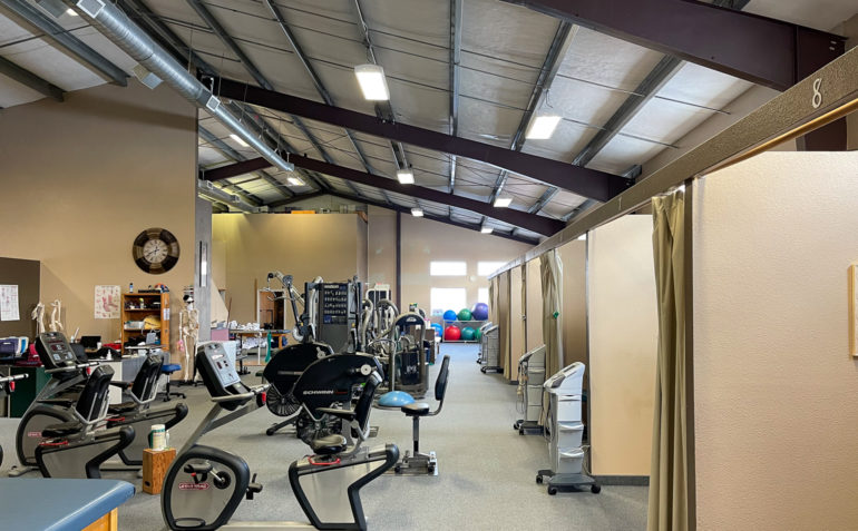PT Northwest Physical Therapy Longview WA Exercise Equipment