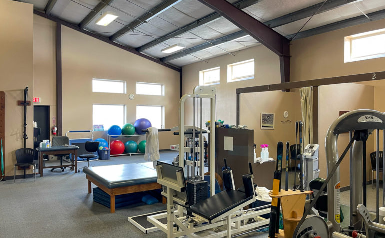 PT Northwest Physical Therapy Longview WA Clinic Interior